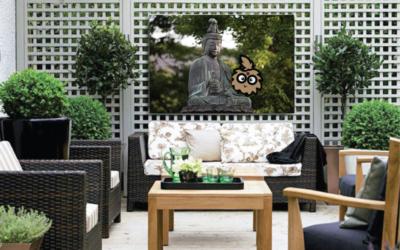Verfraai jouw tuin met een gaaf tuindoek