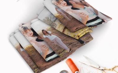 Foto op textiel inspiratie ⭐